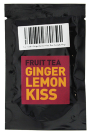 Tea Total - Ginger lemon Kiss Tea(Sample Bag)
