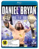 WWE - Daniel Bryan - Just Say Yes! Yes! Yes! on Blu-ray