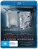 A Good Marriage on Blu-ray