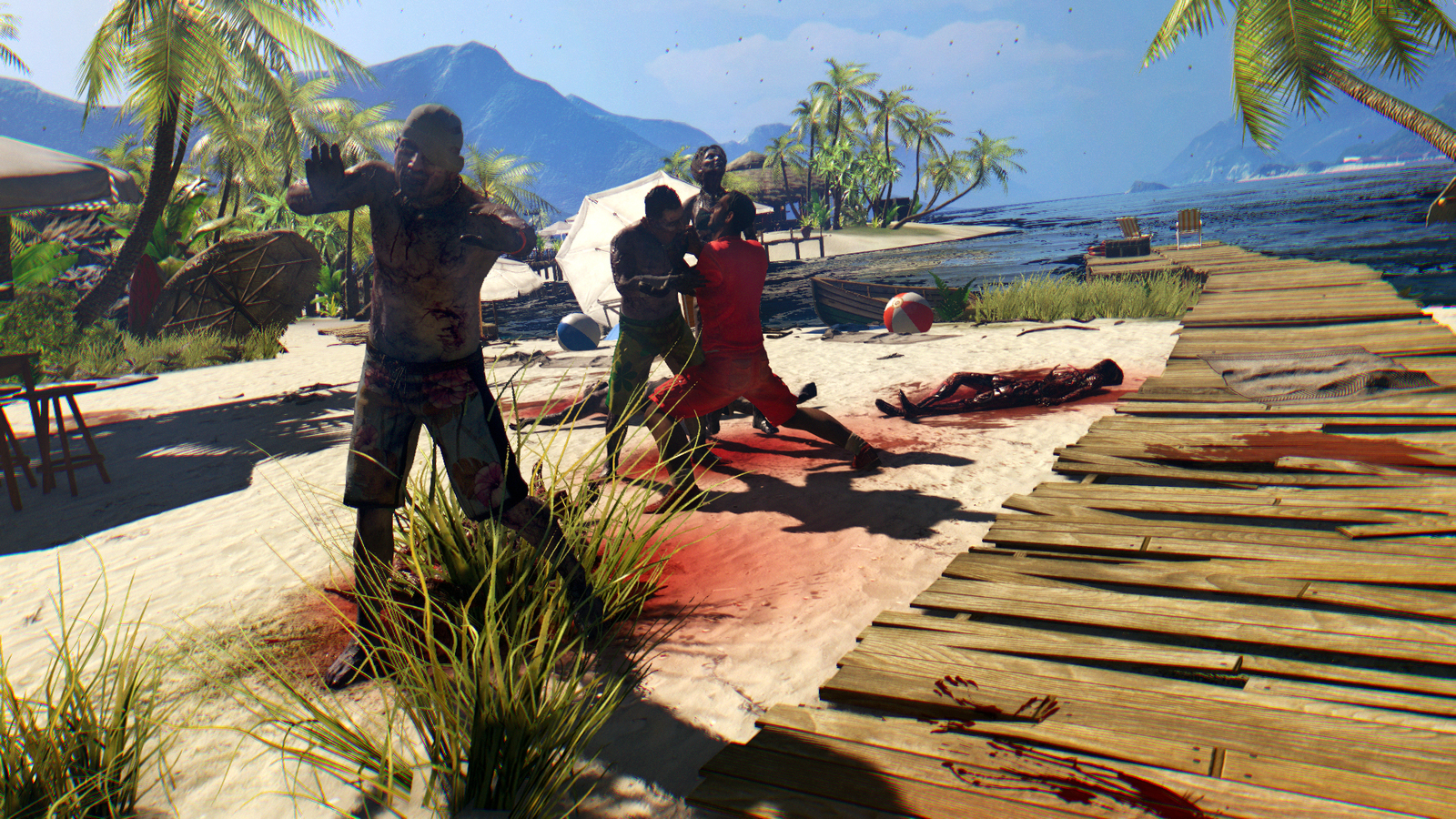 Dead Island Definitive Collection for PS4 image
