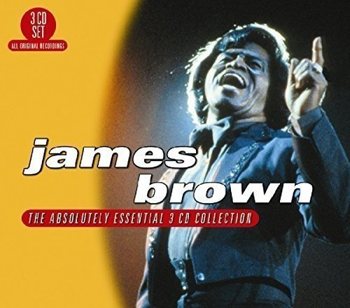 Absolutely Essential 3 CD Collection by James Brown