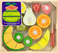 Melissa & Doug: Cutting Fruit Wooden image