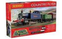 Hornby OO Country Flyer Electric Train set