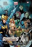 Guardians Of The Galaxy/all-new X-men: The Trial Of Jean Grey (marvel Now) by Brian Michael Bendis