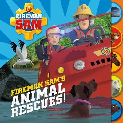 Fireman Sam's Animal Rescues! image