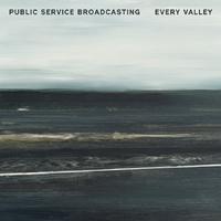 Every Valley (Clear Vinyl) by Public Service Broadcasting