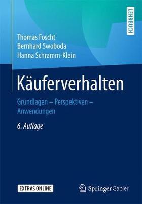 Kauferverhalten by Thomas Foscht