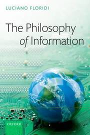 The Philosophy of Information by Luciano Floridi image