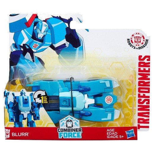 Transformers Combiner Force - One Step Changer - Blurr image