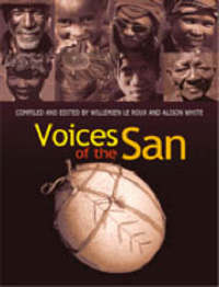 Voices of the San image