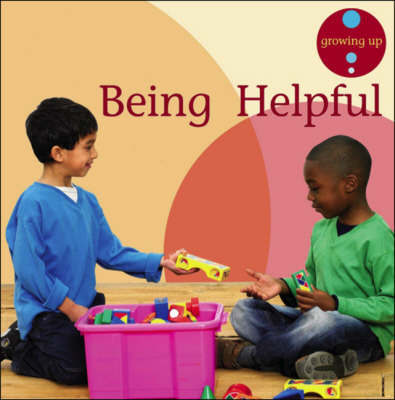 Being Helpful by Janine Amos image