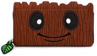 Loungefly: Marvel GOTG Groot Leaf - Zip Around Wallet