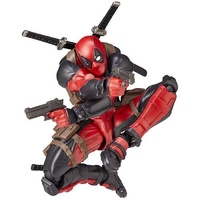 Marvel: Amazing Yamaguchi No. 001 - Deadpool Articulated Figure