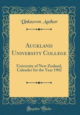 Auckland University College by Unknown Author