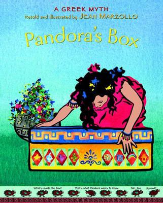 Pandora's Box by Jean Marzollo image