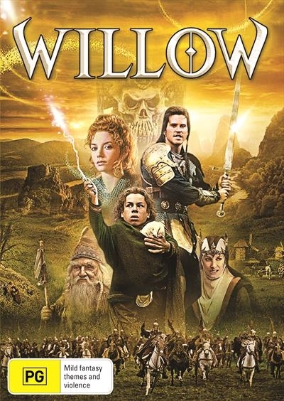 Willow - 30th Anniversary Edition on DVD image
