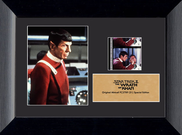 FilmCells: Mini-Cell Frame - Star Trek (The Wrath of Kahn)