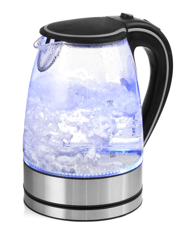 Pursonic Glass Kettle