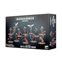 Warhammer 40,000: Adepta Sororitas Battle Sisters Squad image