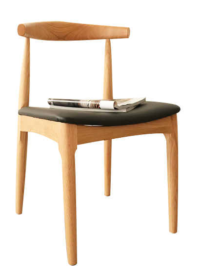 Tori Natural Solid Oak Dining Chair - 2 Chairs