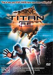 Titan AE on DVD