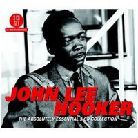 Absolutely Essential (3CD) [Import] by John Lee Hooker