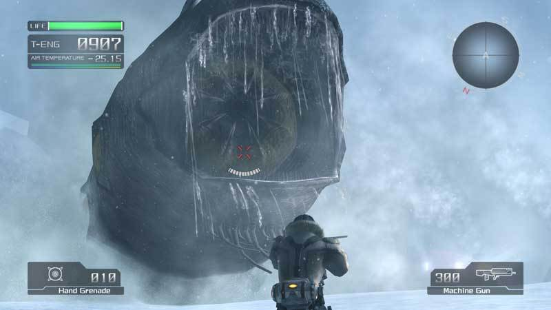Lost Planet: Extreme Condition for Xbox 360 image