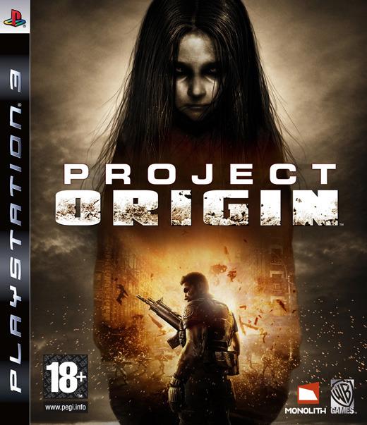 F.E.A.R. 2: Project Origin for PS3