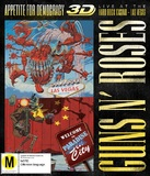 Appetite For Democracy 3D: Live At The Hard Rock Casino, Las Vegas Limited Edition on Blu-ray