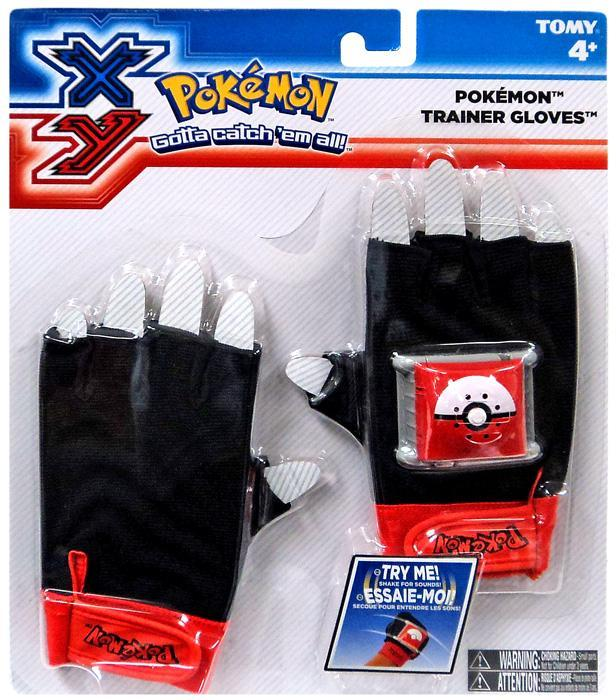 XY Pokémon Trainer Gloves with Sound Effects