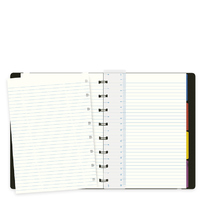 Filofax - A5 Notebook - Black