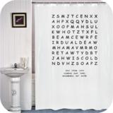 IGGI: Word Search - Novelty Curtain