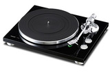 Teac TN300-B Authentic Belt-Drive Turntable (Black)