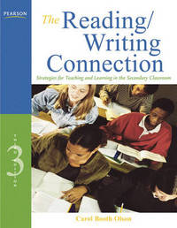 The Reading/Writing Connection by Carol Booth Olson image
