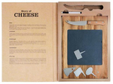 Story of Cheese - 6 Piece Cheese Board Set