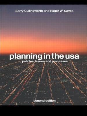 Planning in the USA by J. Barry Cullingworth image