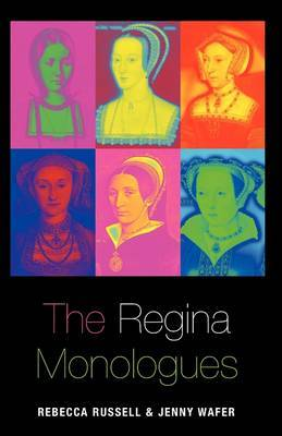 The Regina Monologues by Rebecca Russell image