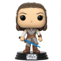 Star Wars: The Last Jedi - Rey Pop! Vinyl Figure image