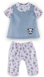 Corolle: Panda Party Blouse & Leggings - Doll Clothing (36cm)