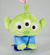 Pixar Characters Plush: Toy Story - Alien image
