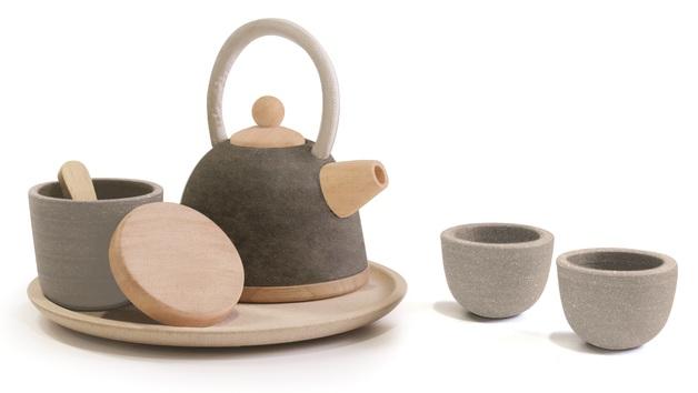 PlanToys - Oriental Tea Set