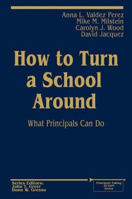 How to Turn a School Around by Anna L.Valdez Perez image