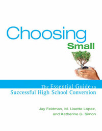 Choosing Small by Jay Feldman image