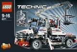 LEGO Technic Bucket Truck (8071)
