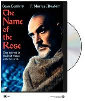 The Name Of The Rose on DVD