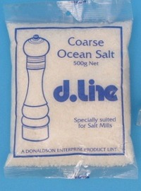 Coarse Ocean Salt - 500g