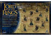 The Lord of the Rings Warriors of the Last Alliance