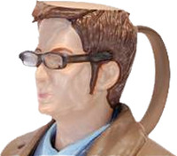 Doctor Who 10th Doctor Toby Jug Mug
