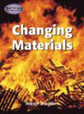 Changing Materials by Robert Sneddon