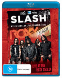 Slash - Live At The Roxy on Blu-ray